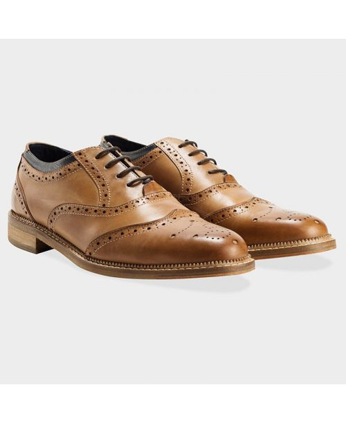 Goodwin Smith Newline Tan Brogue