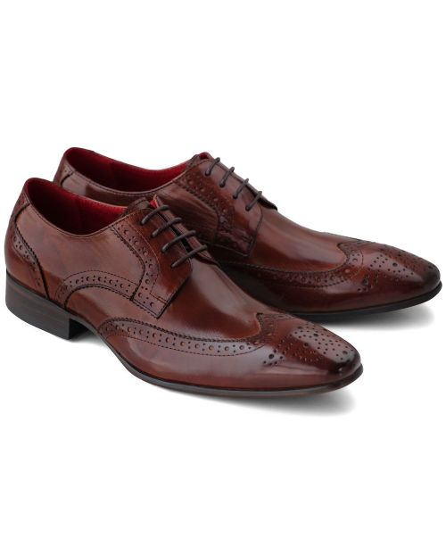Sergio Duletti Brown Brogue