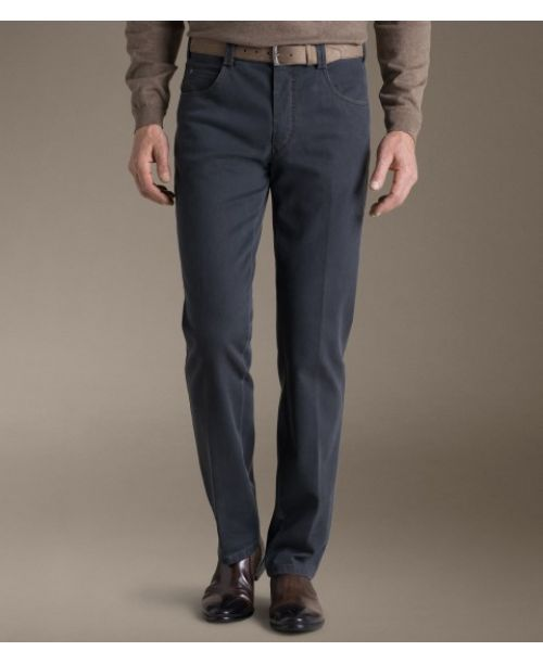 Meyer Diego Chinos Blue Grey