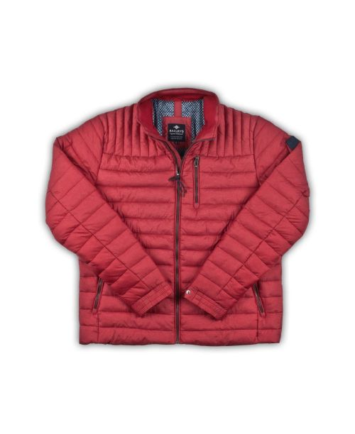 Baileys Padded Jacket Red