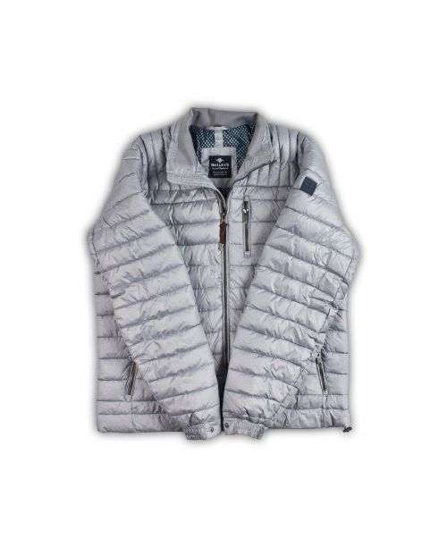 Baileys Padded Jacket Silver