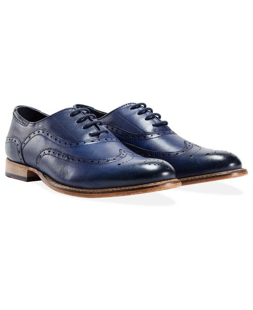 Goodwin Smith Brisbane Blue Brogue