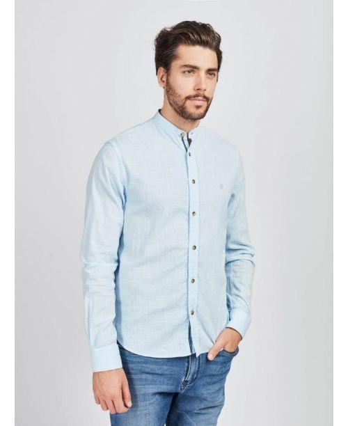 Mish Mash Dorset Shirt Sky