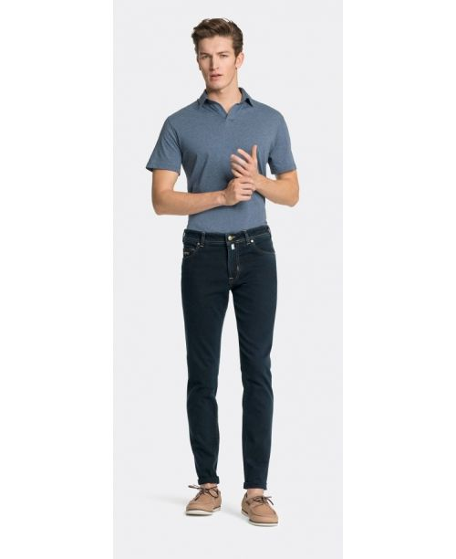MMX Phoenix Fairtrade Denim Jeans Dark Blue