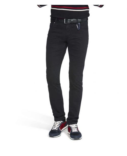 Meyer M5 Ultra Stretchy Slim Jeans Navy