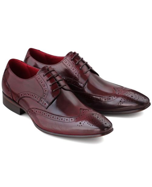 Sergio Duletti Wine Brogue
