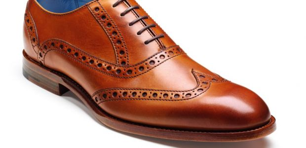 Barker Shoes at Jonathan Hawkes