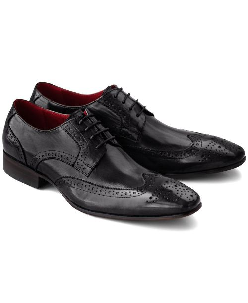 Sergio Duletti Black Brogue