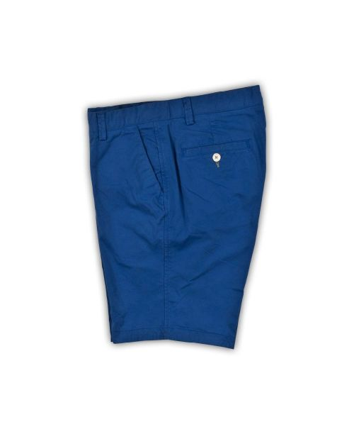 Giordano Bermuda Stockholm Twill Short Royal Blue