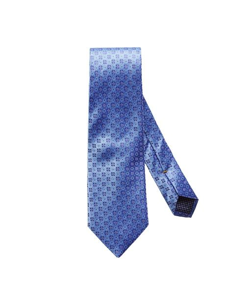 Eton Shirts Blue Silk Tie