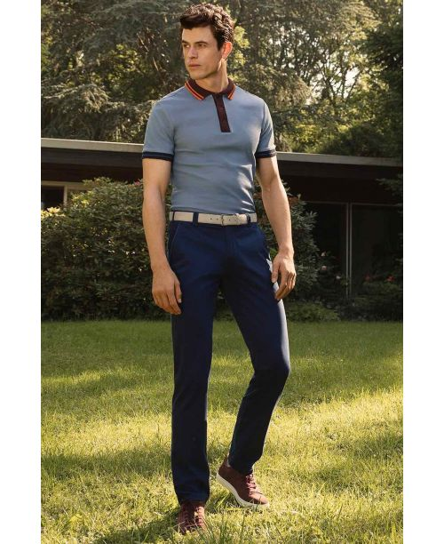 Meyer New York Blue Chinos
