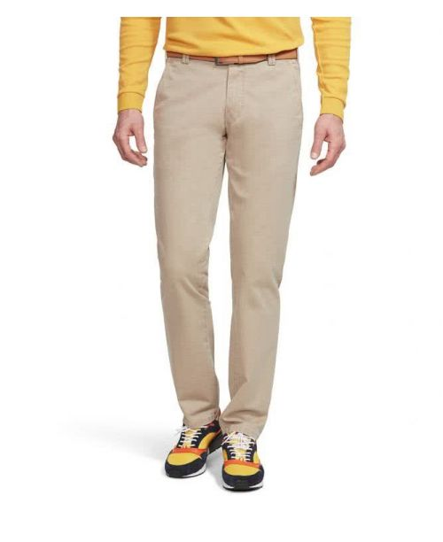 Meyer New York Fair Trade Soft Cotton Chinos Camel