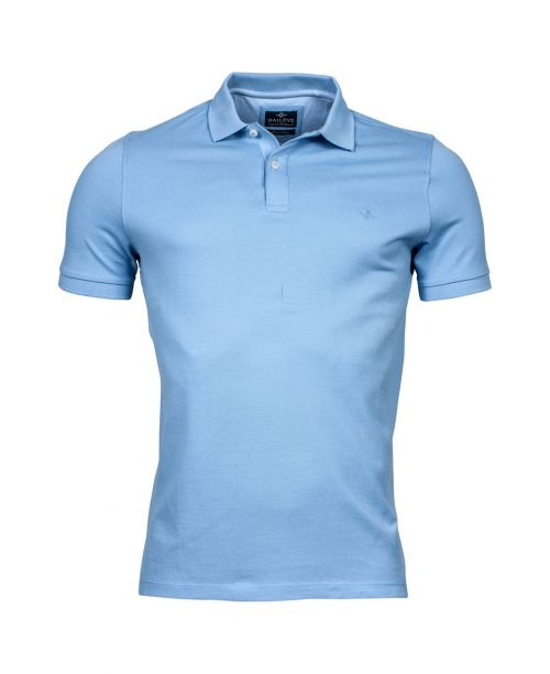 Baileys Polo Shirt Placid Blue