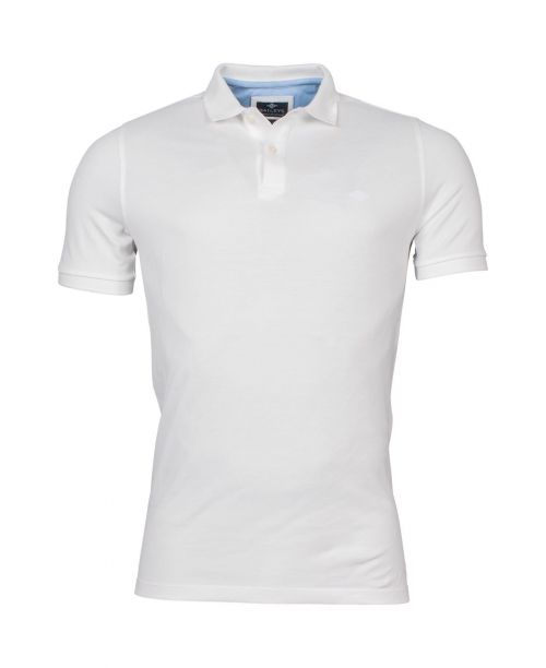 Baileys Polo Shirt Off White
