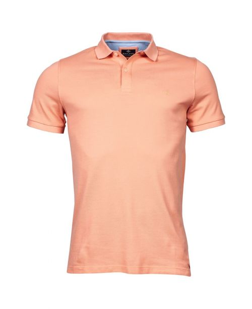Baileys Polo Shirt Salmon