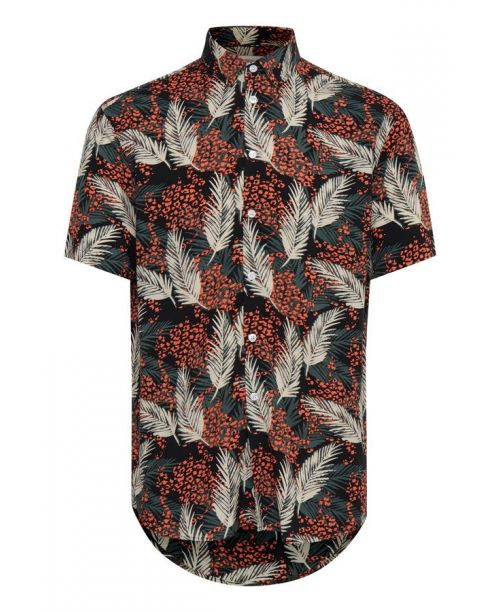 Casual Friday SS Palm Print Shirt