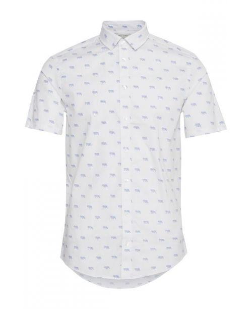 Casual Friday SS Tiger Print Shirt