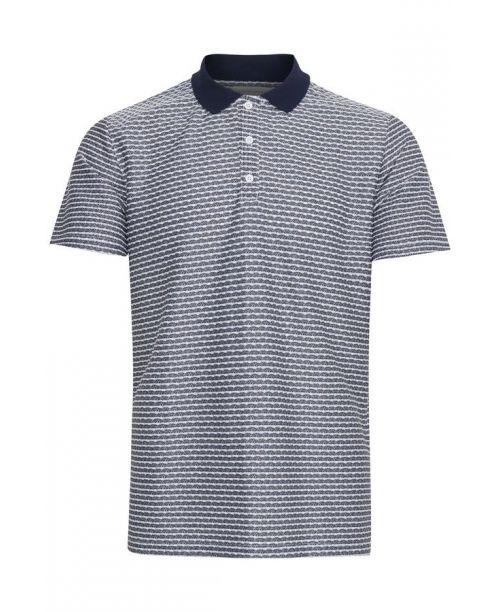 Casual Friday Polo Shirt Navy